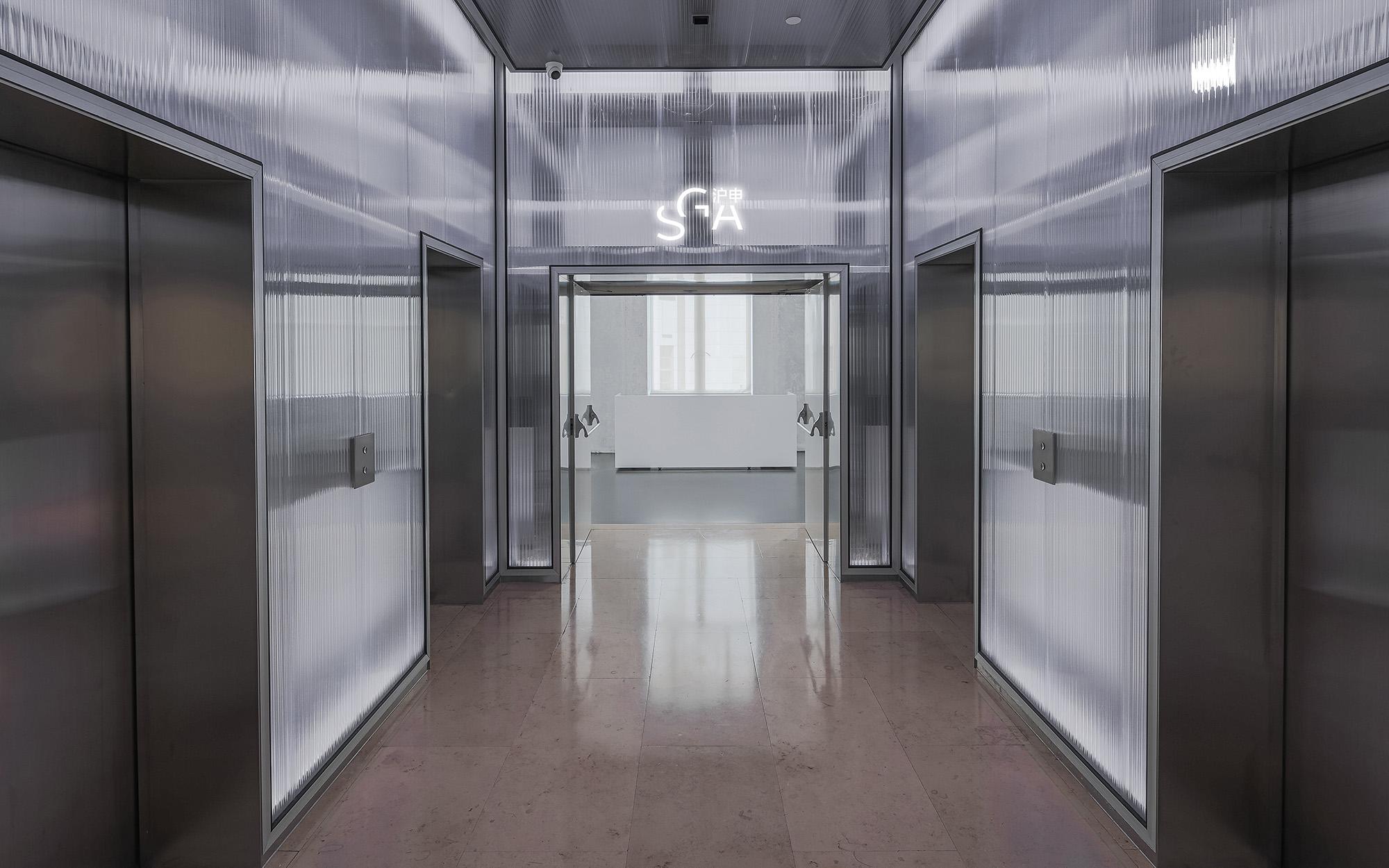 Exhibition Hall Entrance