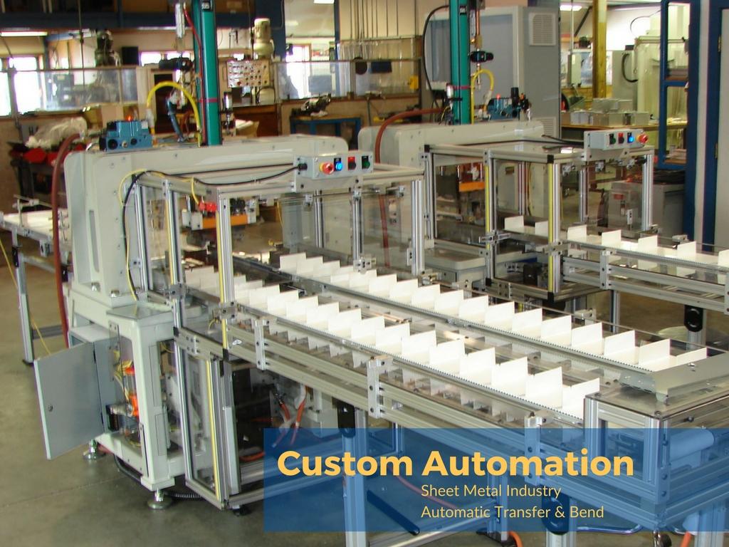 Custom Automation & Machining | FJR Manufacturing
