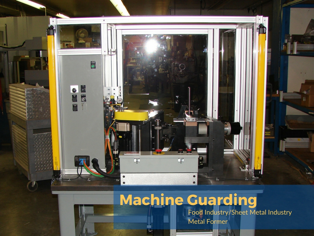 Machine Guarding | FJR Manufacturing