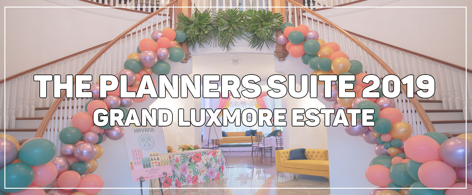The Planners Suite Conference Grand Luxmore Estate Orlando Florida