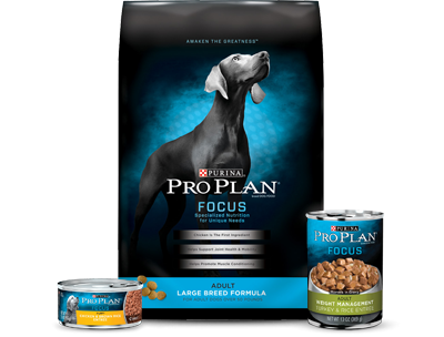 """Focus Specialized Nutrition Dog Food 
