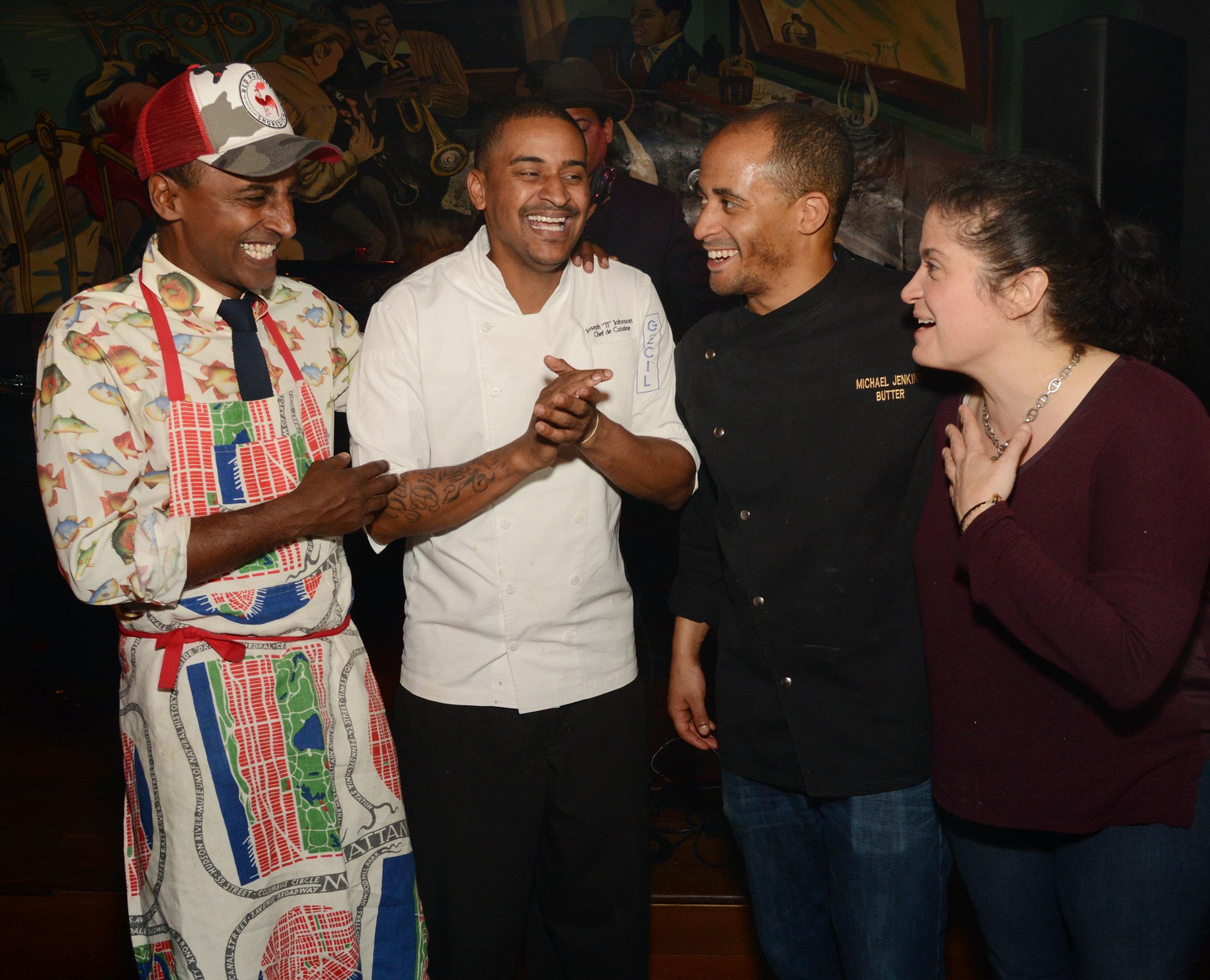 Harlem EatUp! : The Best Harlem Chefs