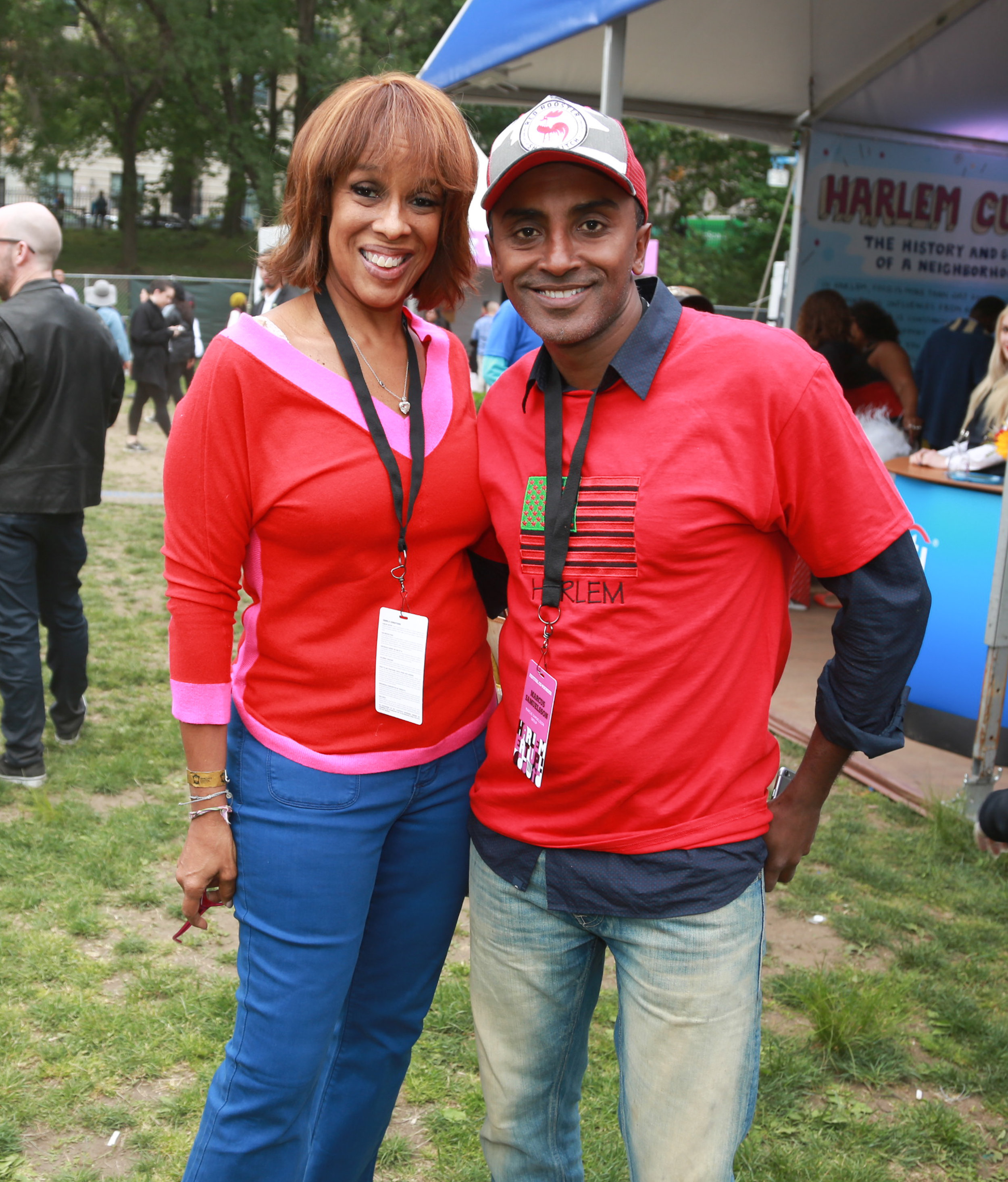 Harlem EatUp! : Gayle King and Marcus Samuelsson
