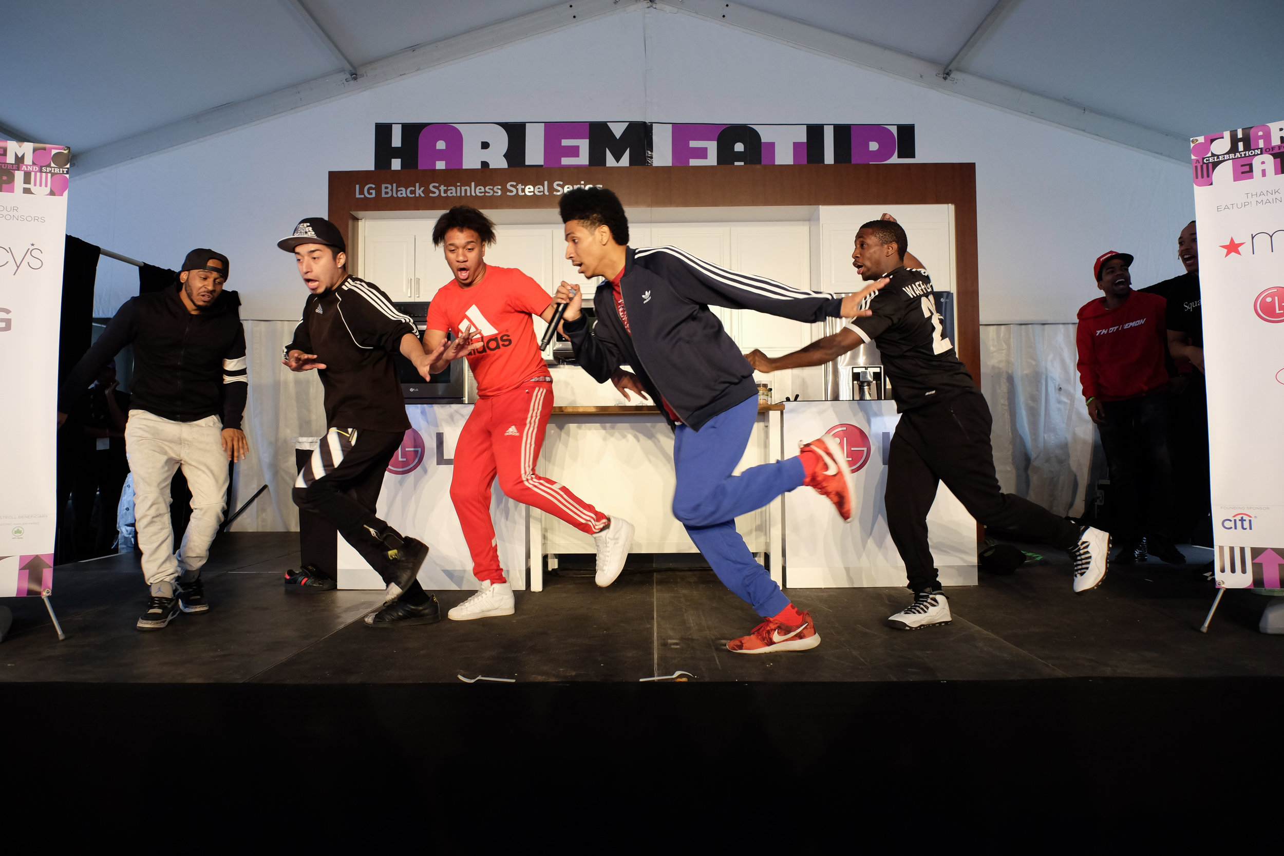 Harlem EatUp! : Best Performance and Entertainment in Harlem