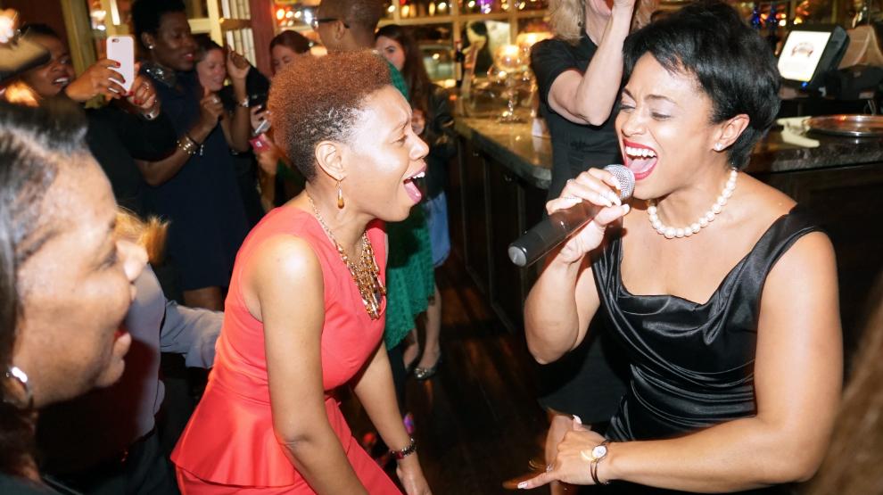 Harlem EatUp! : Music, Drinks, Food, and Fun