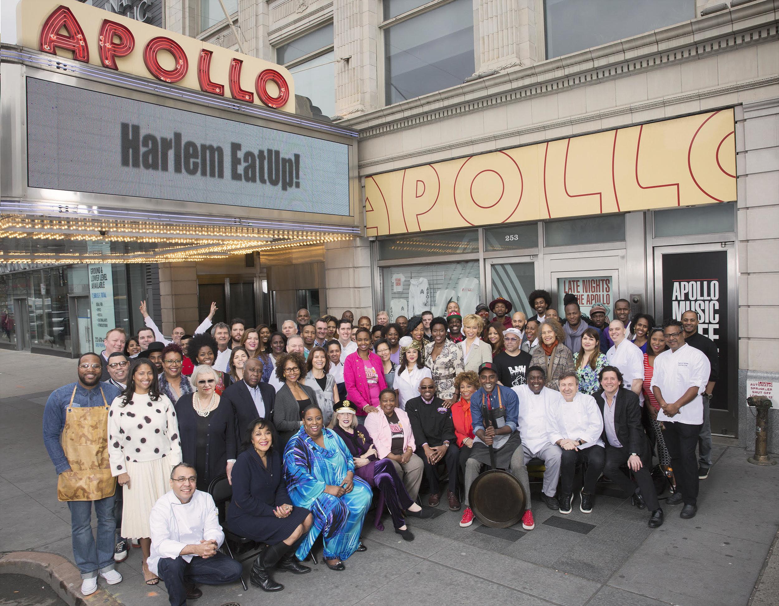 Harlem EatUp! Food Festival : Apollo Theater