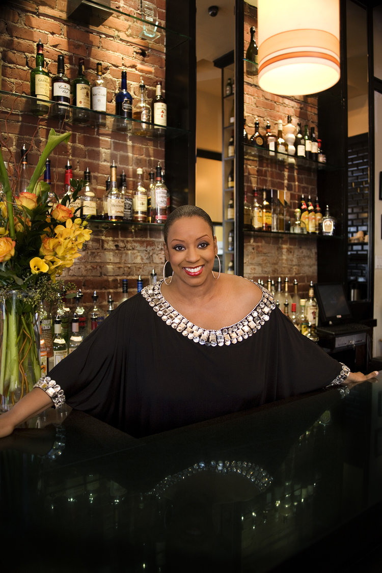 Harlem EatUp : Melba's Restaurant