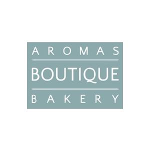 <strong>Aromas Boutique  Bakery</strong>