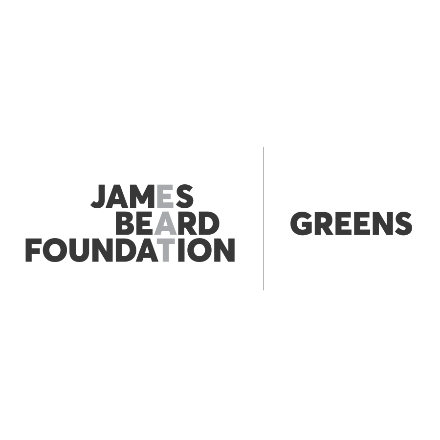 <strong>James Beard Foundation Greens</strong>