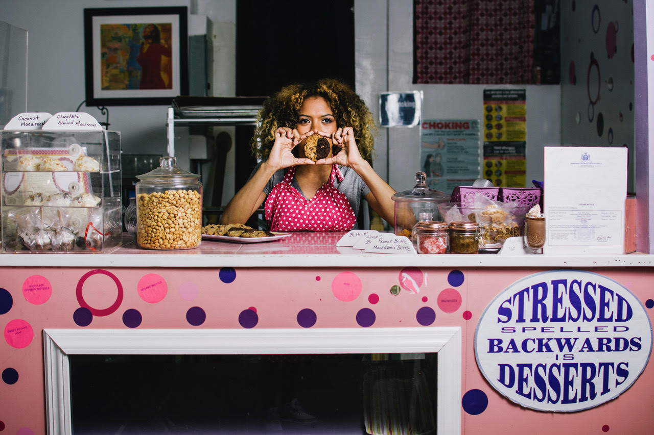 Harlem EatUp! : Lady Lexis Sweets