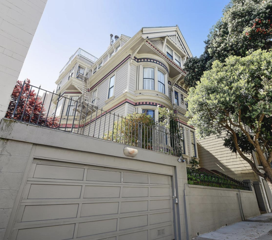 1809 Gough Street- Shawn Kunkler represented the buyers