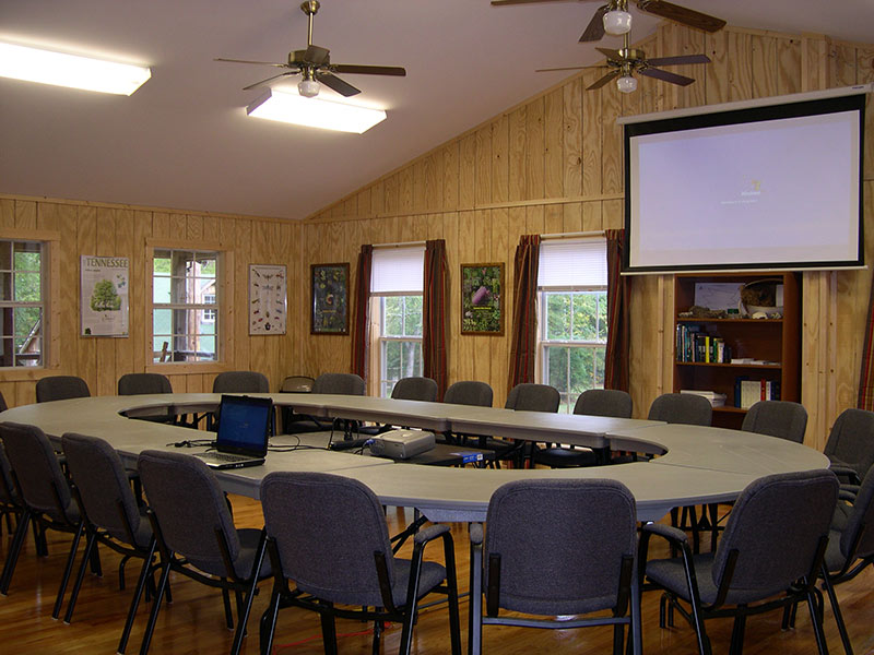 NaCoMe Christian Camp Conference Room