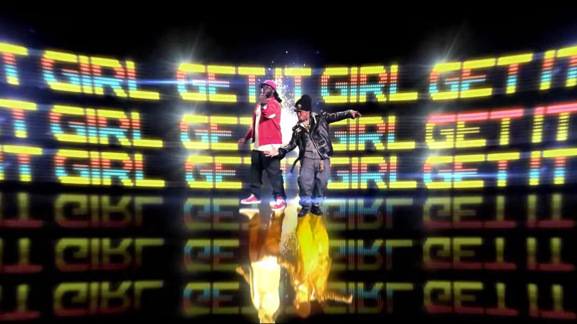 Mann ft T-Pain - 'Get it Girl'