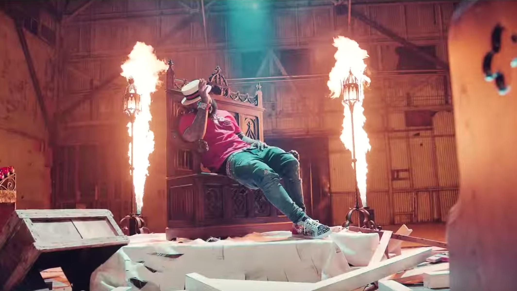 Gucci Mane ft Kevin Gates - 'I'm Not Goin'