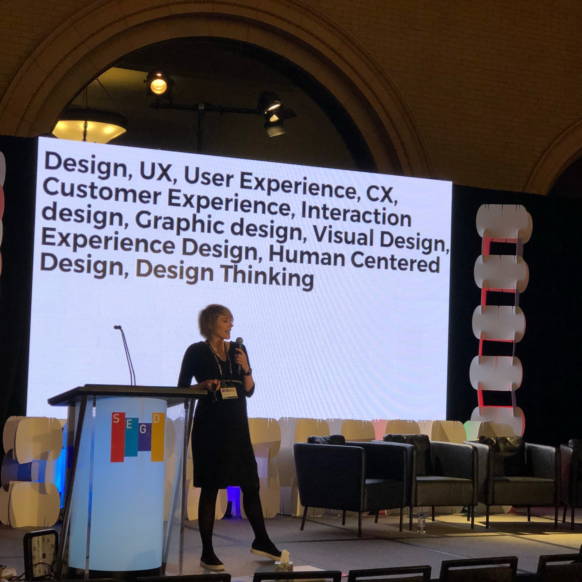 Jackie Colburn: SEGD Annual Conference