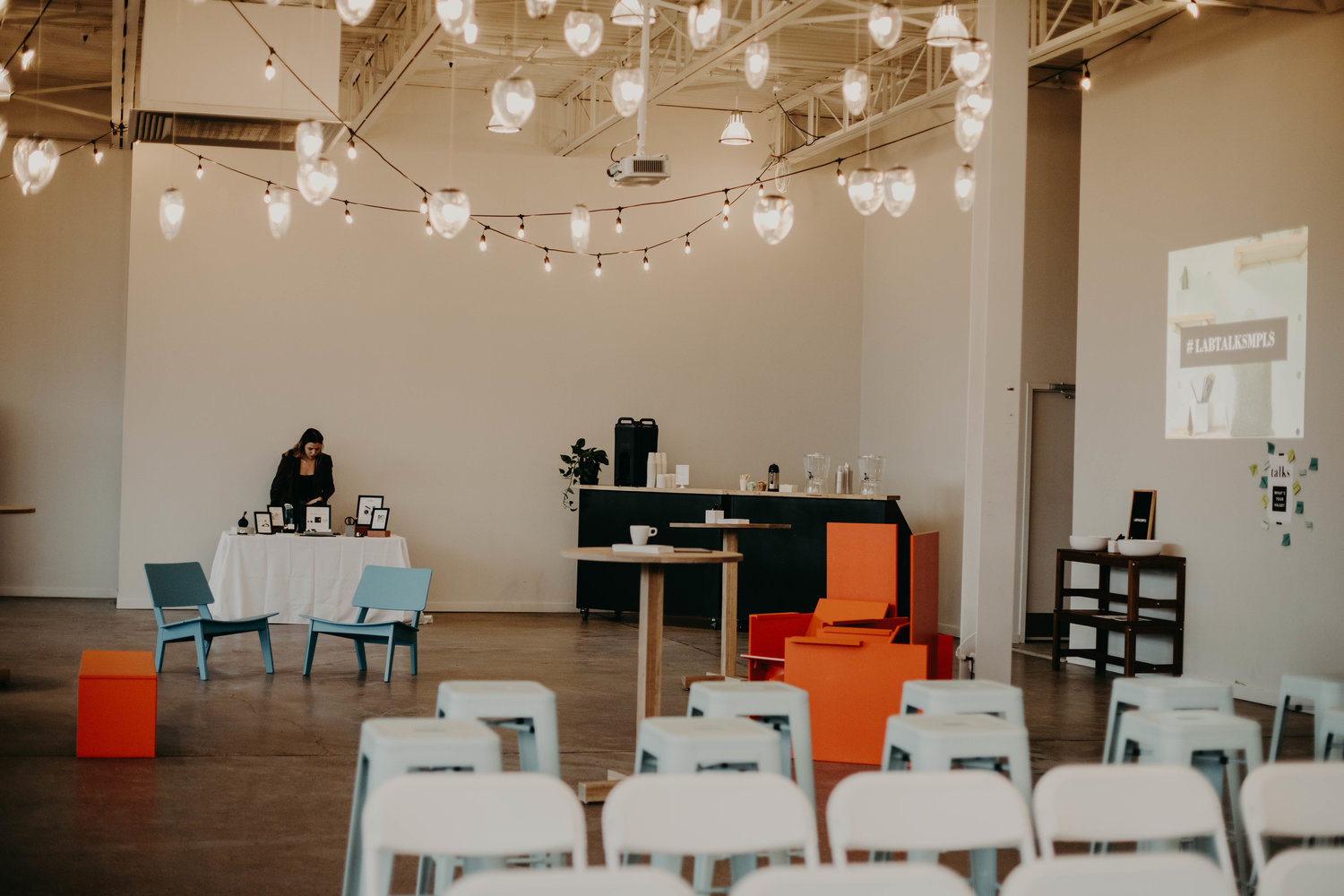 Our 2019 Bootcamp will be held at the Holden Room, Parallel Cafe. Image by Kathryn Eurman