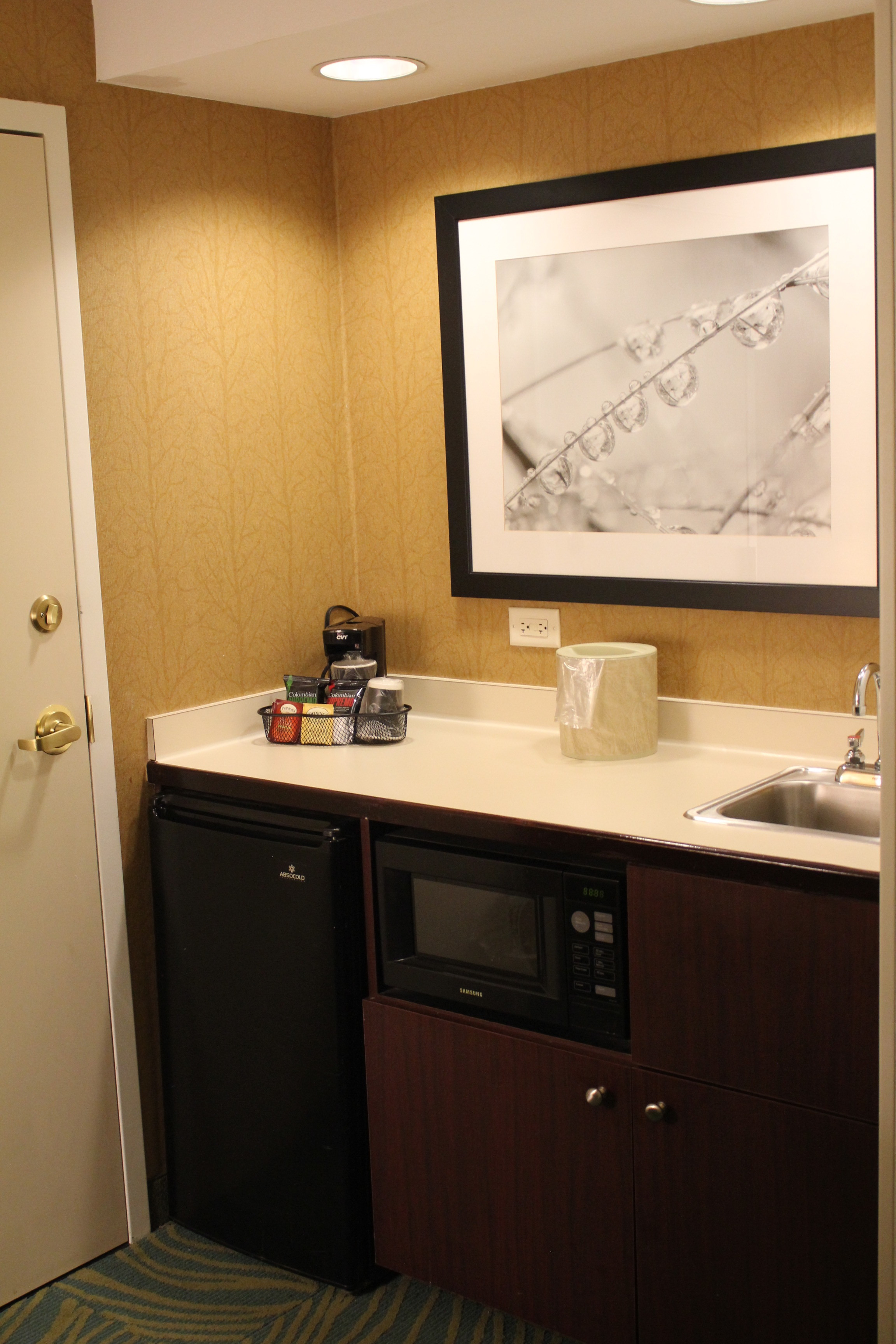 SpringHill Suites Charlotte Airport – Pantry