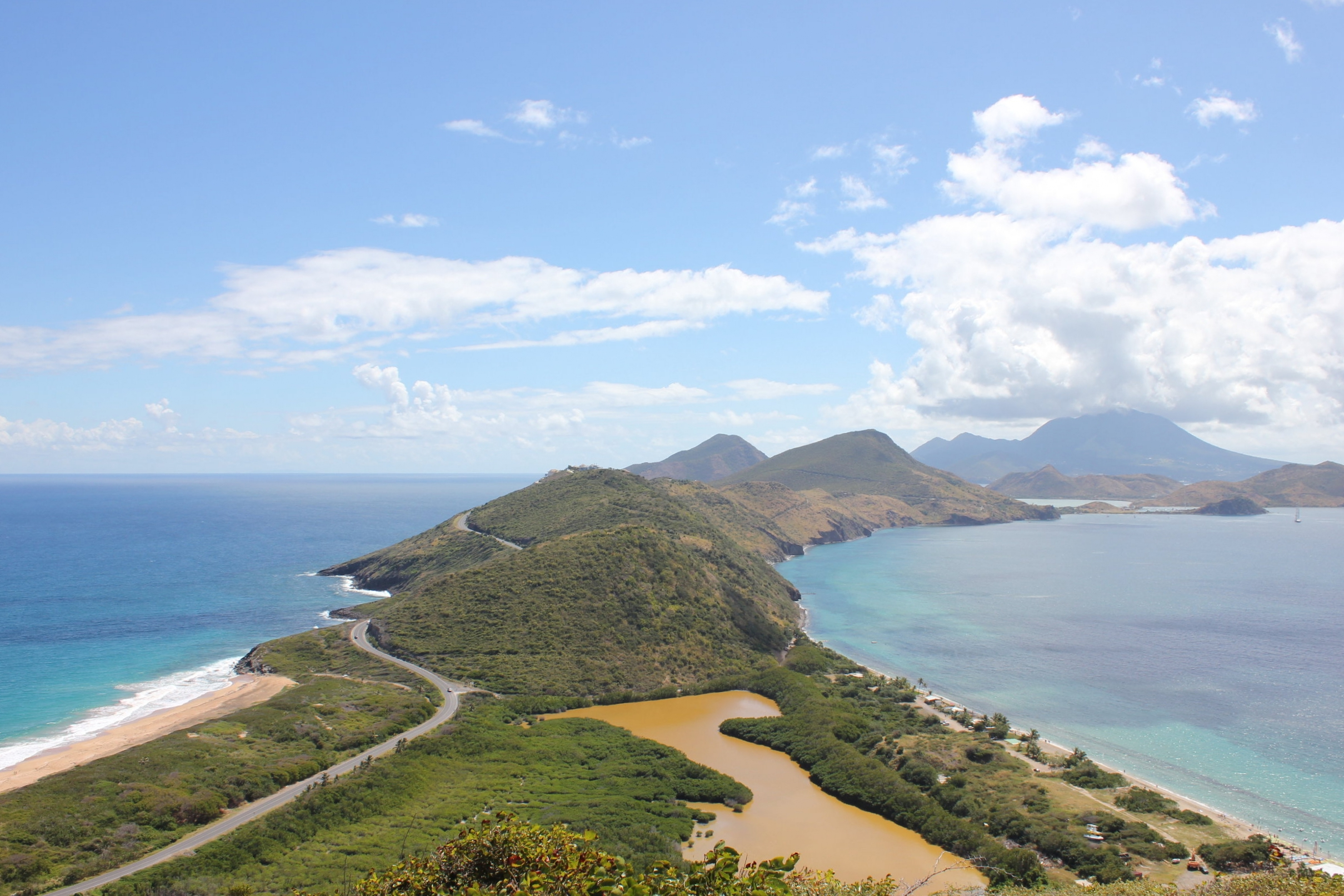 Sir Timothy's Hill – View from peak