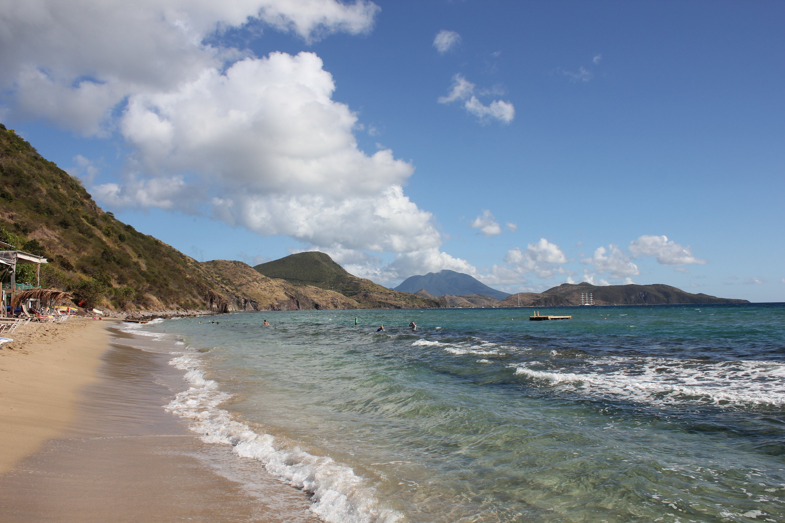 South Friar's Bay – Beach