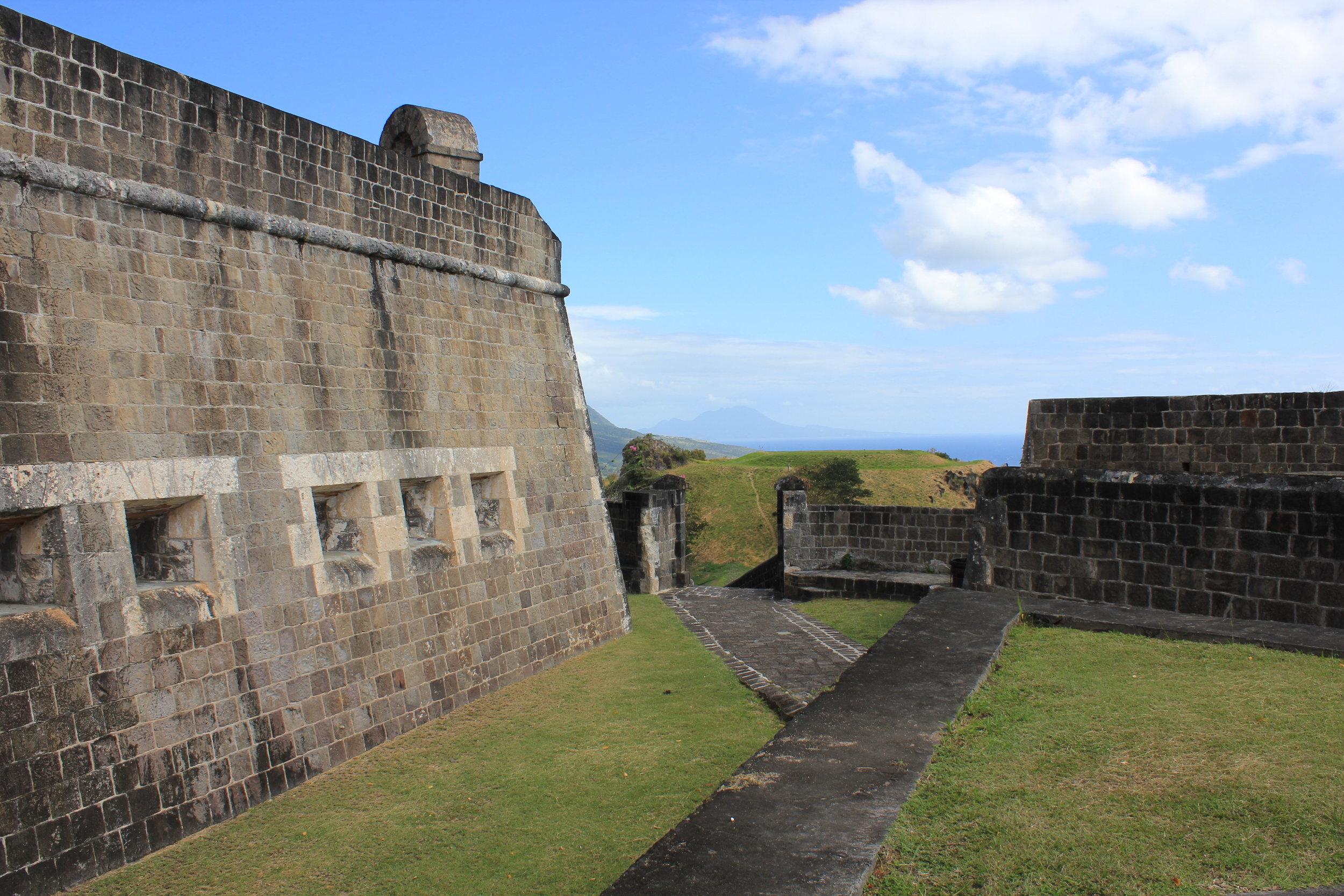 Brimstone Hill Fortress National Park – Bastion