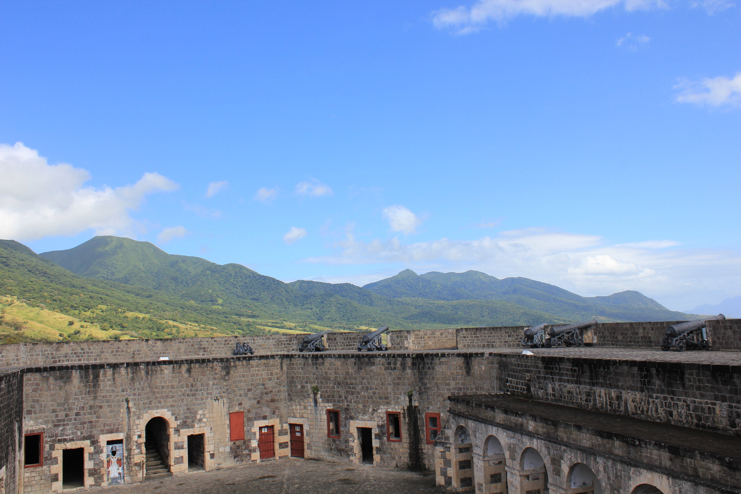 Brimstone Hill Fortress National Park – Interior