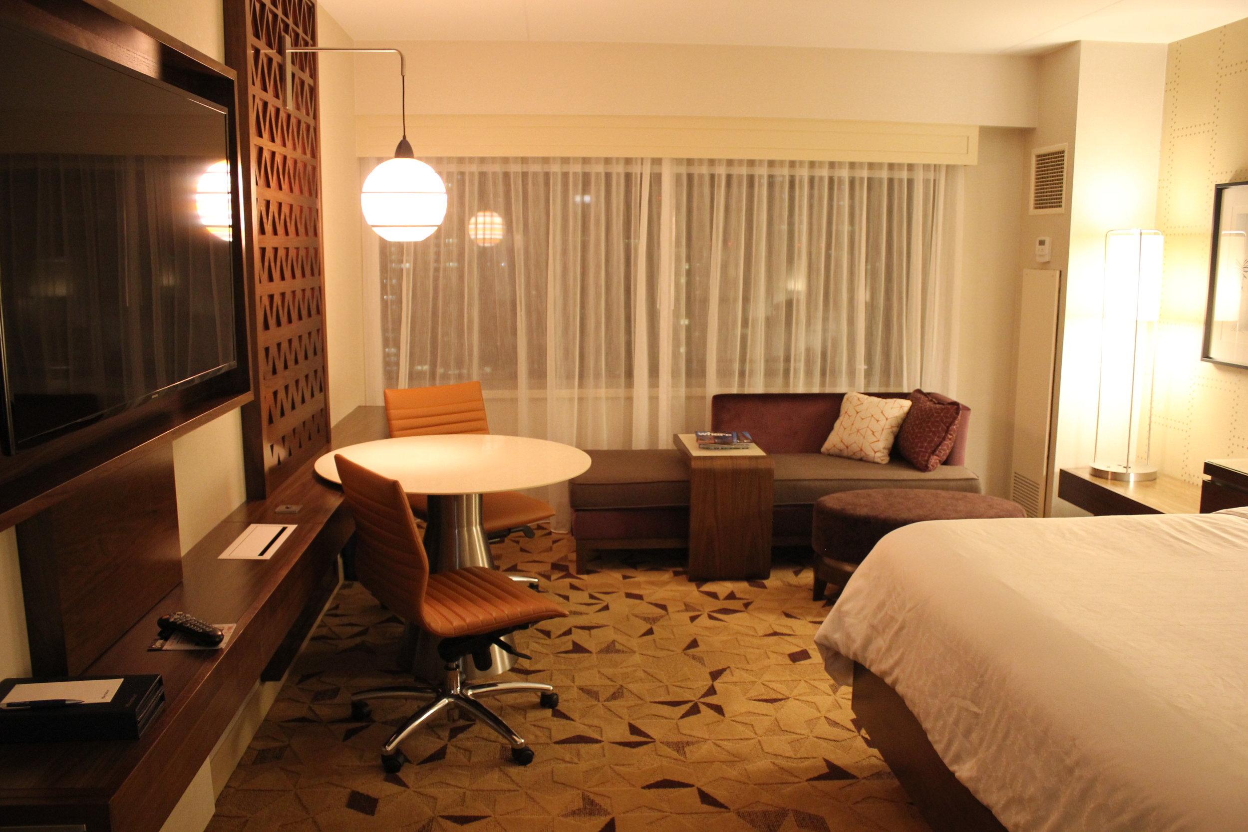 Sheraton Seattle – Room