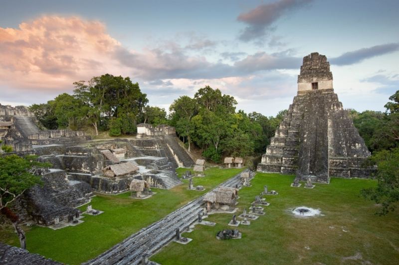Tikal Ruins Mayan Temple Guatemala | Prince of Travel | Travel Talk