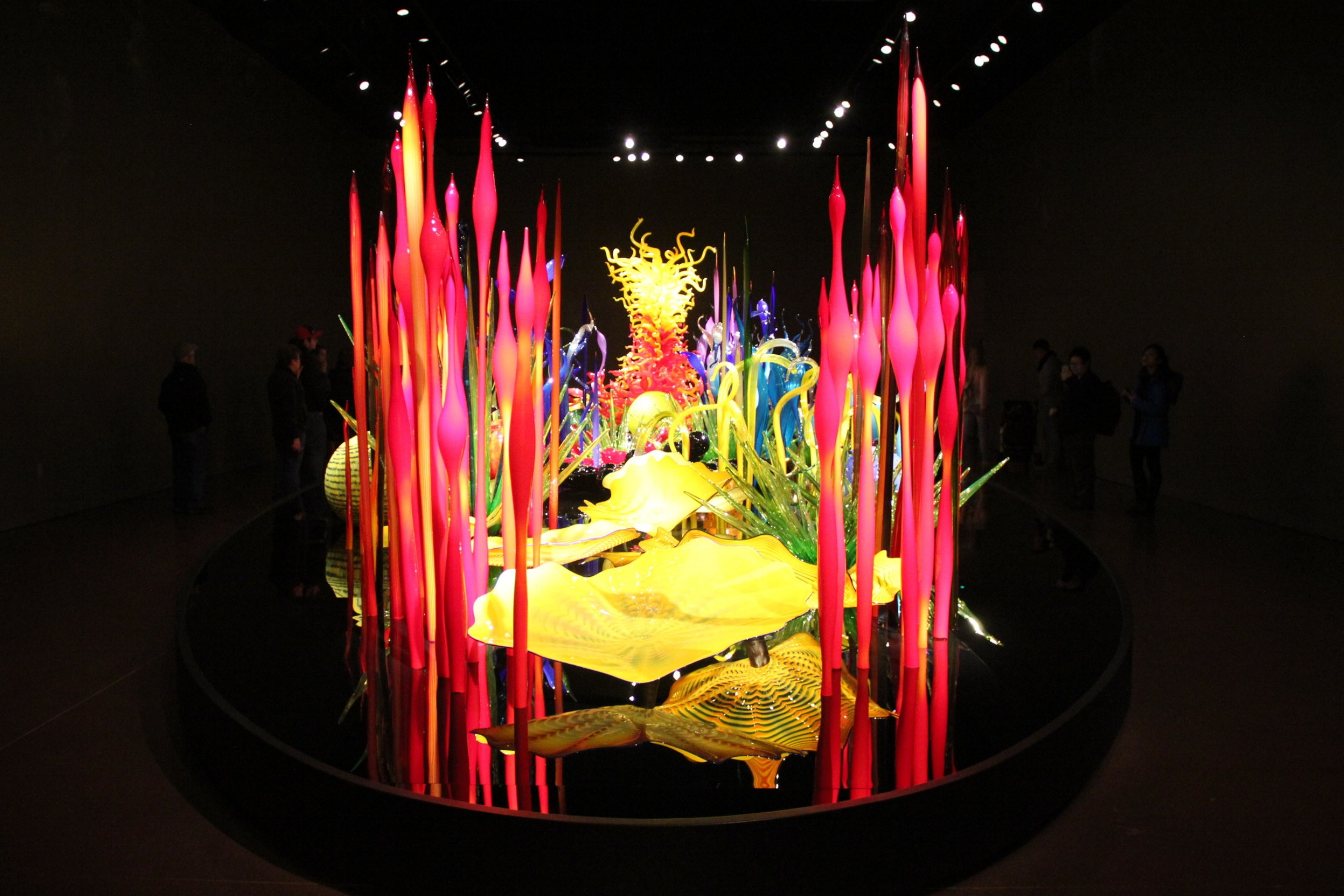 Chihuly Garden & Glass – Glasshouse
