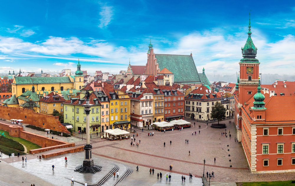 Warsaw | Prince of Travel | Trip Reports