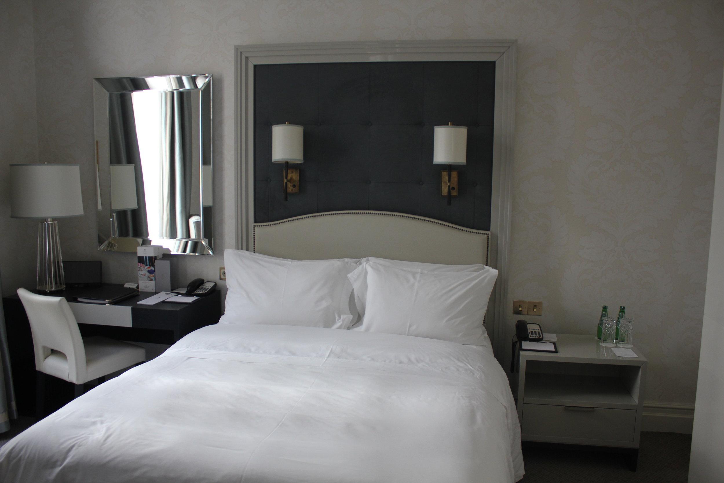 Hotel Bristol Warsaw – Bedroom