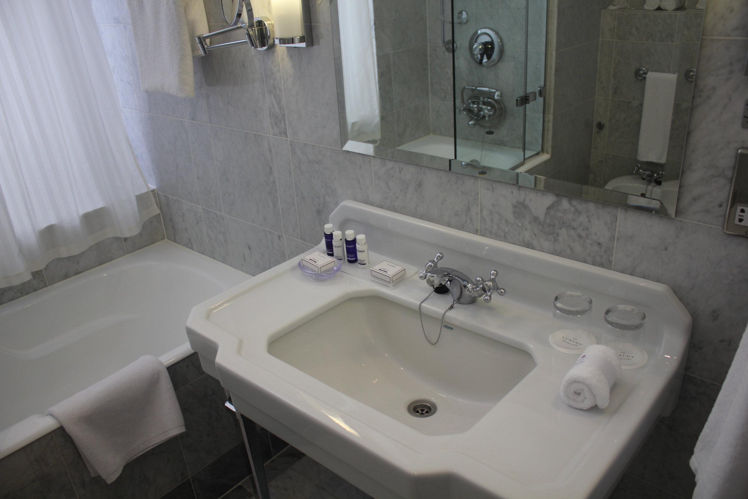 Hotel Bristol Warsaw – Sink