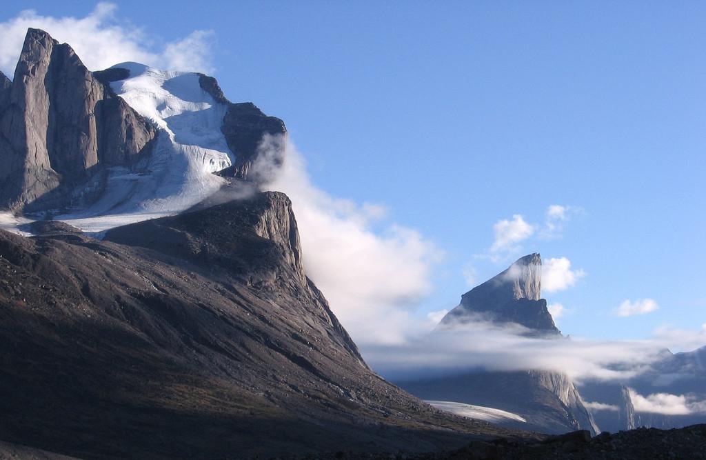 Mount Odin, Nunavut, Canada