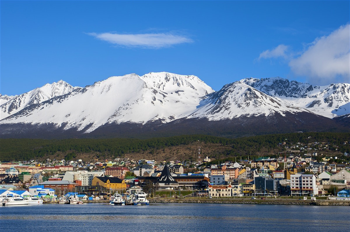 Ushuaia, Tierra del Fuego, Argentina