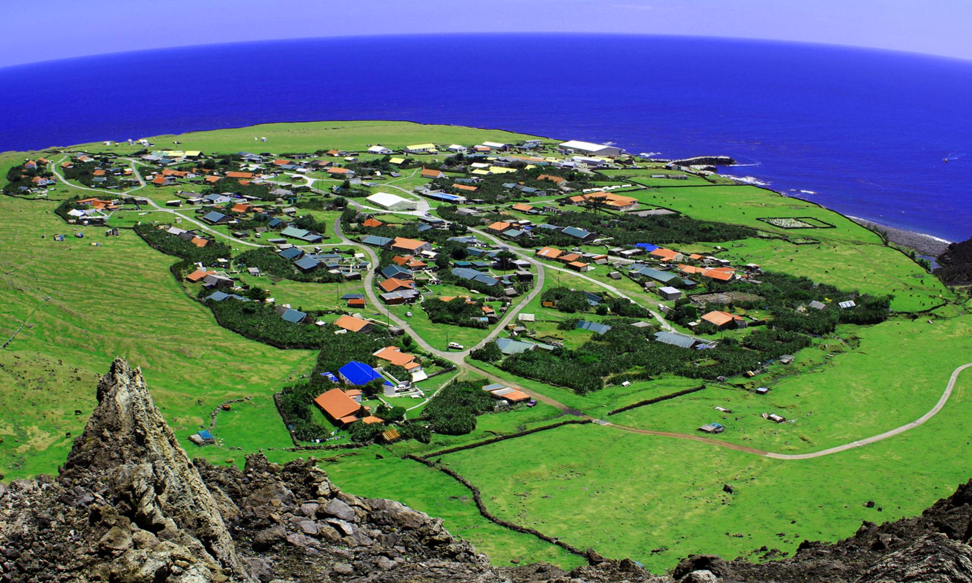 Edinburgh of the Seven Seas, Tristan da Cunha