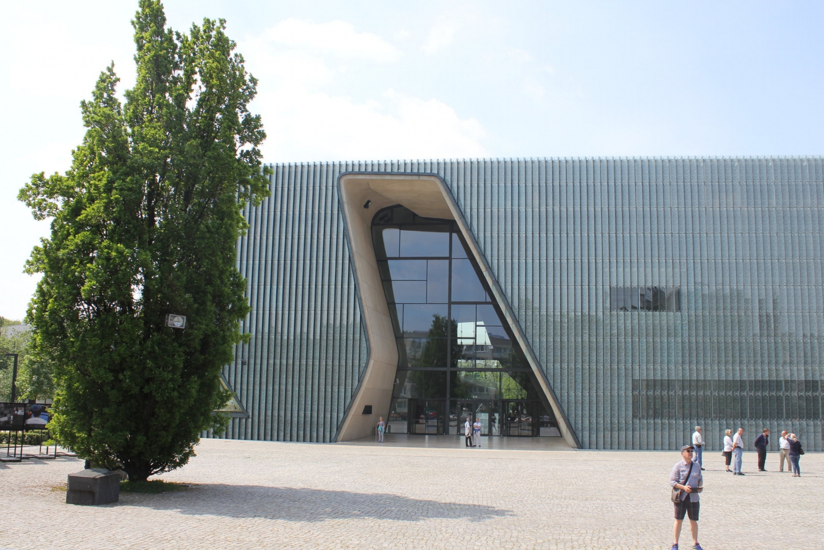Warsaw – POLIN Museum