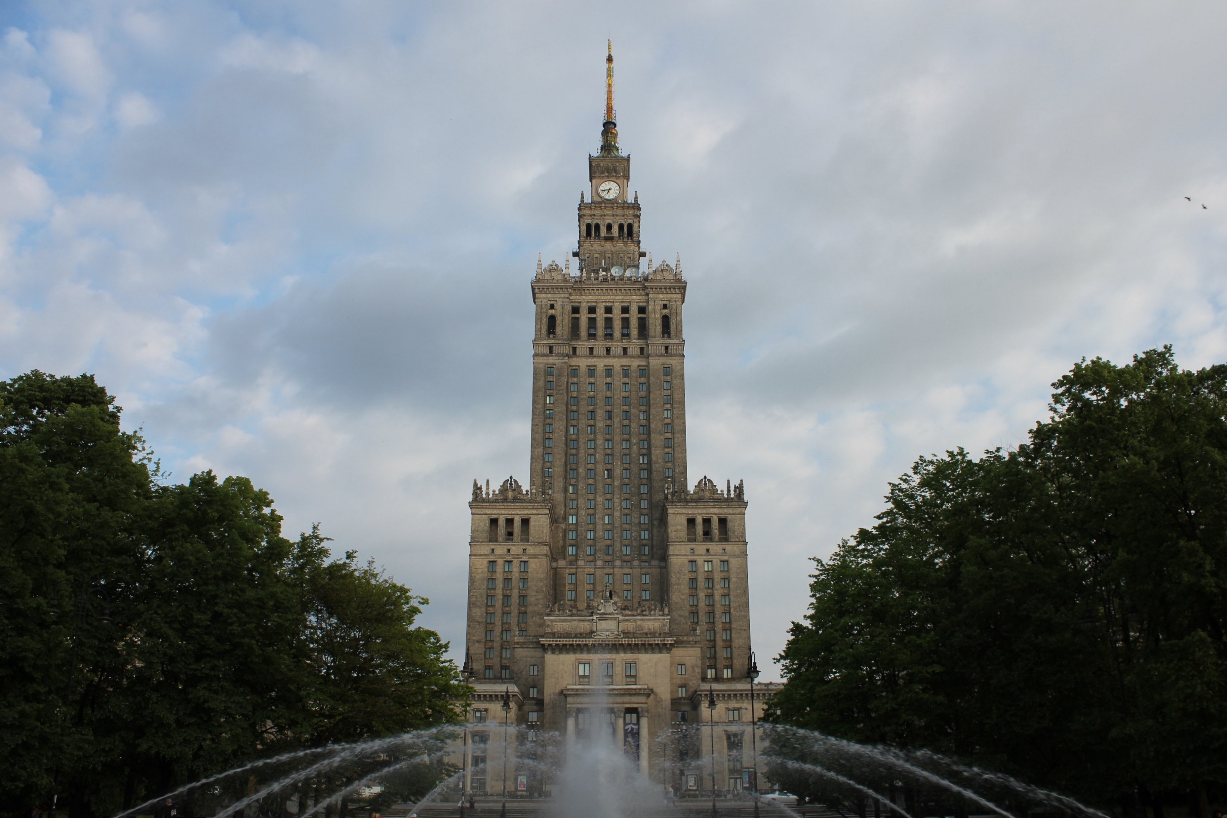 Warsaw – Palace of Culture and Science