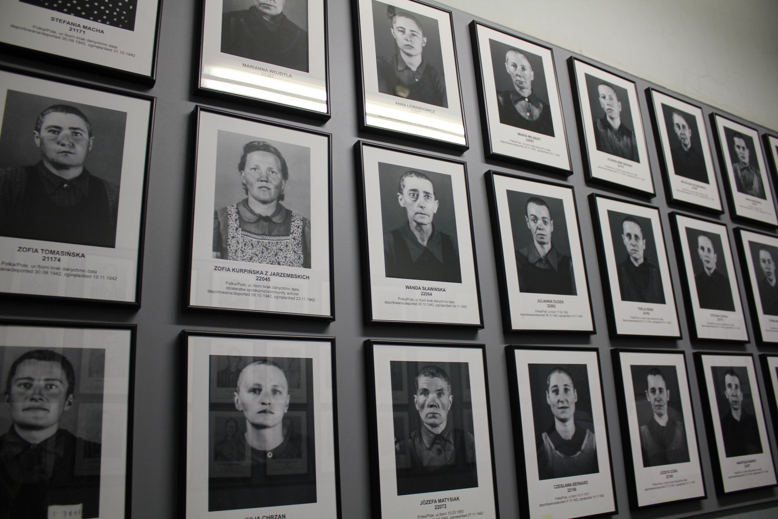 Another set of victims' photos