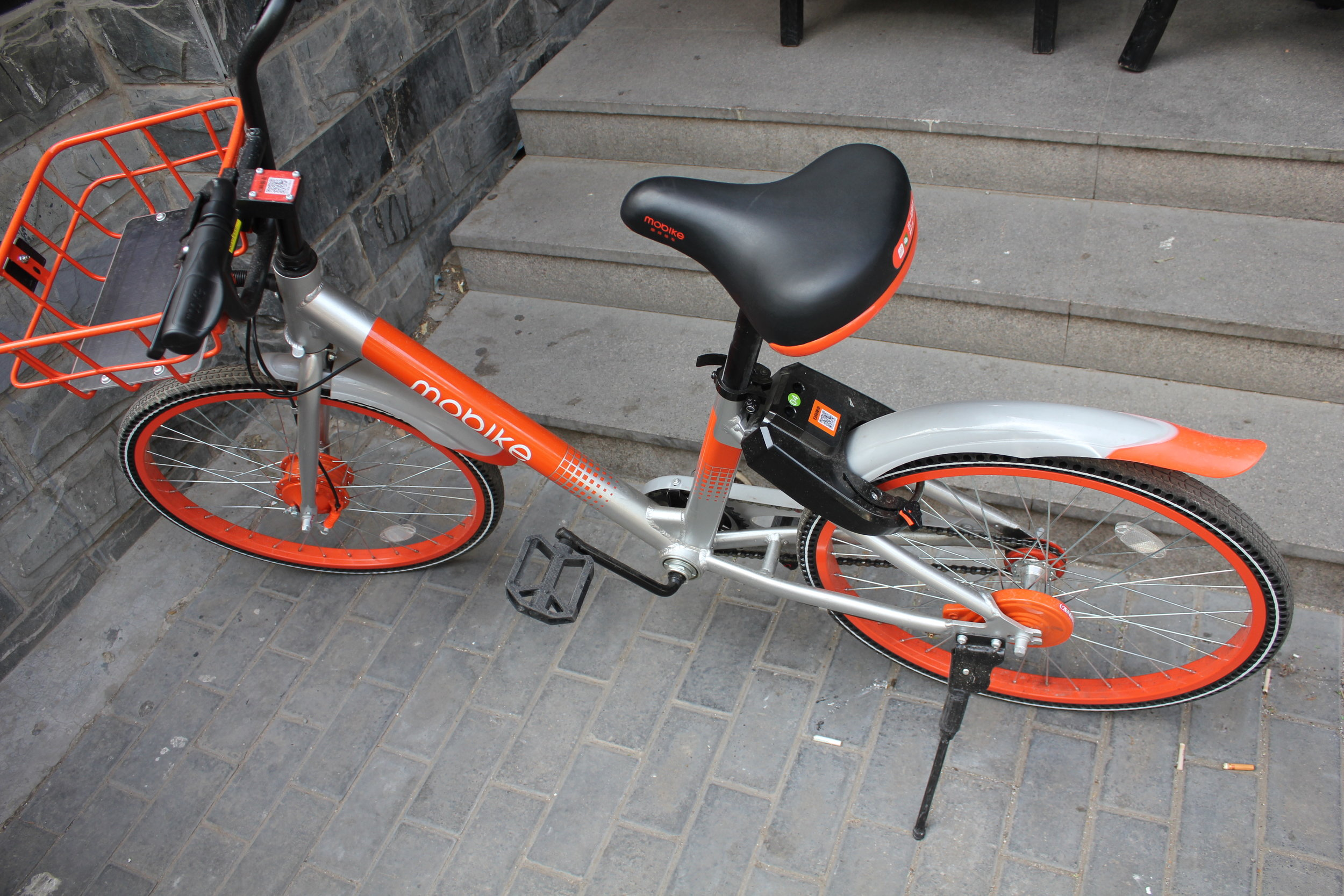 Mobike bicycle