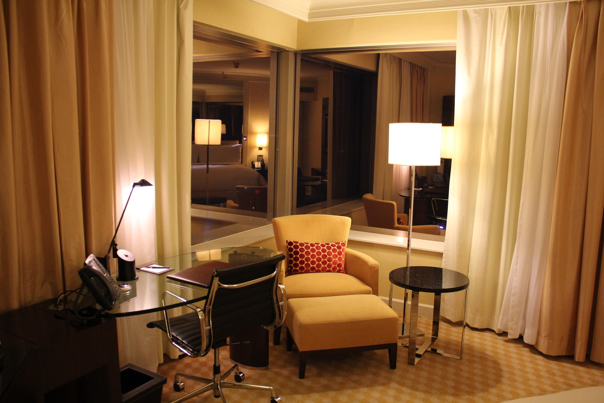 JW Marriott Hong Kong – Room
