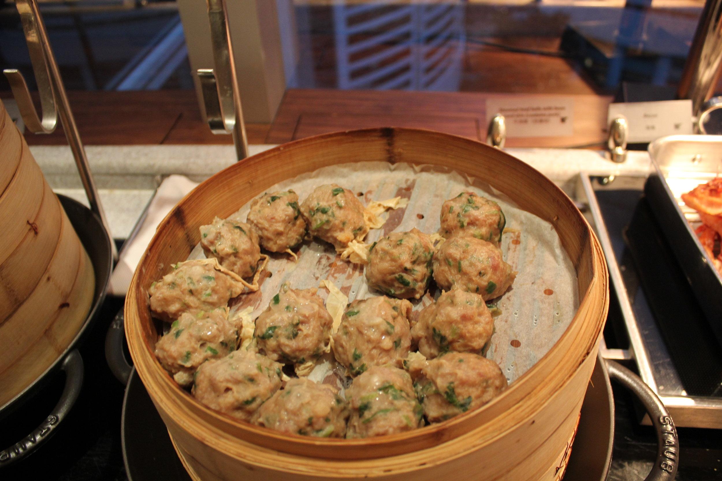 JW Marriott Hong Kong – Breakfast spread