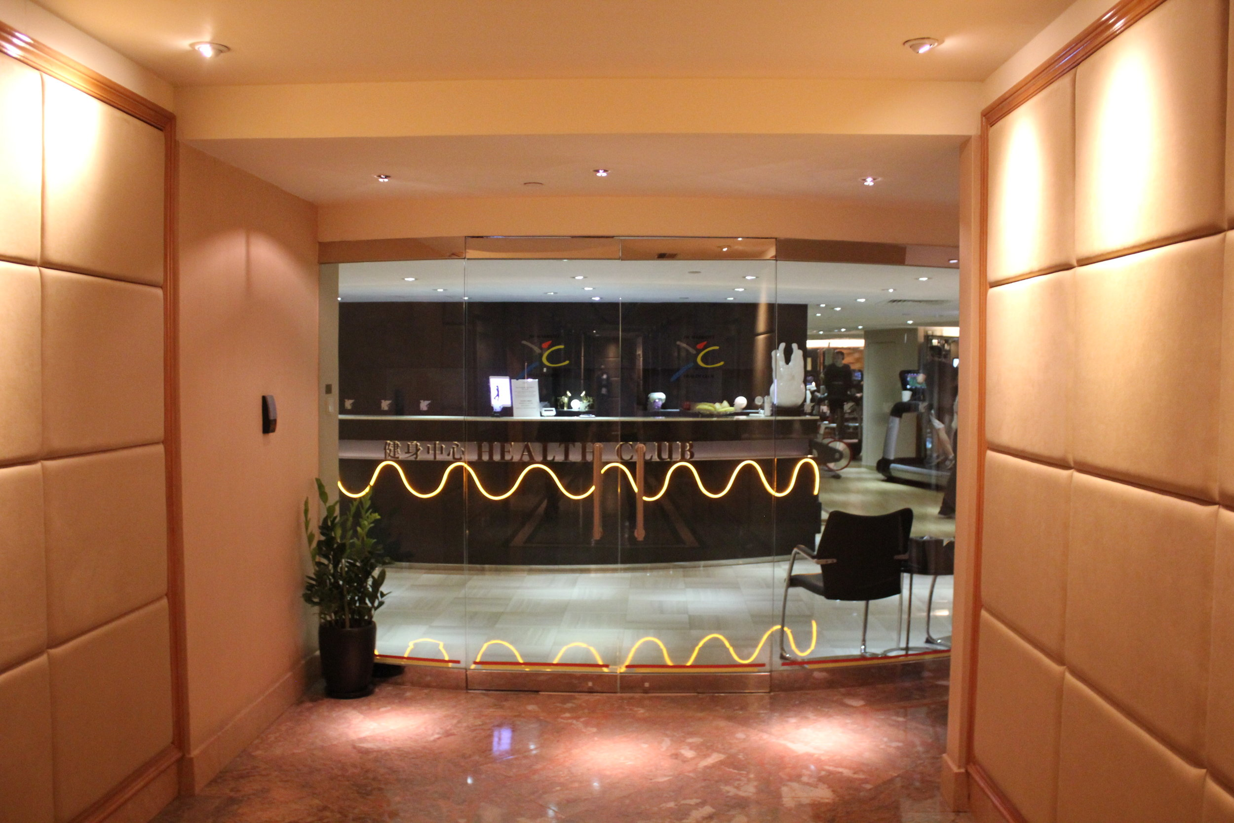 JW Marriott Hong Kong – Health Club