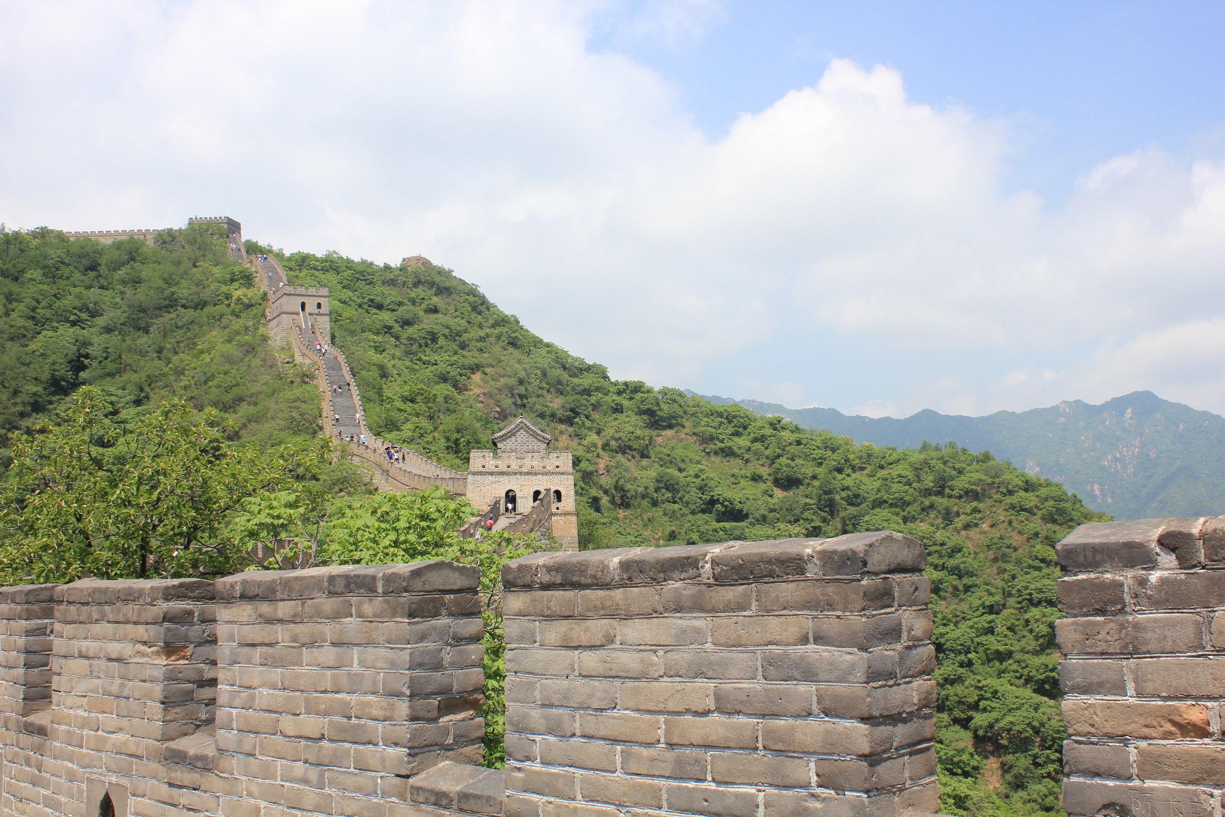 Mutianyu Great Wall – Watchtowers