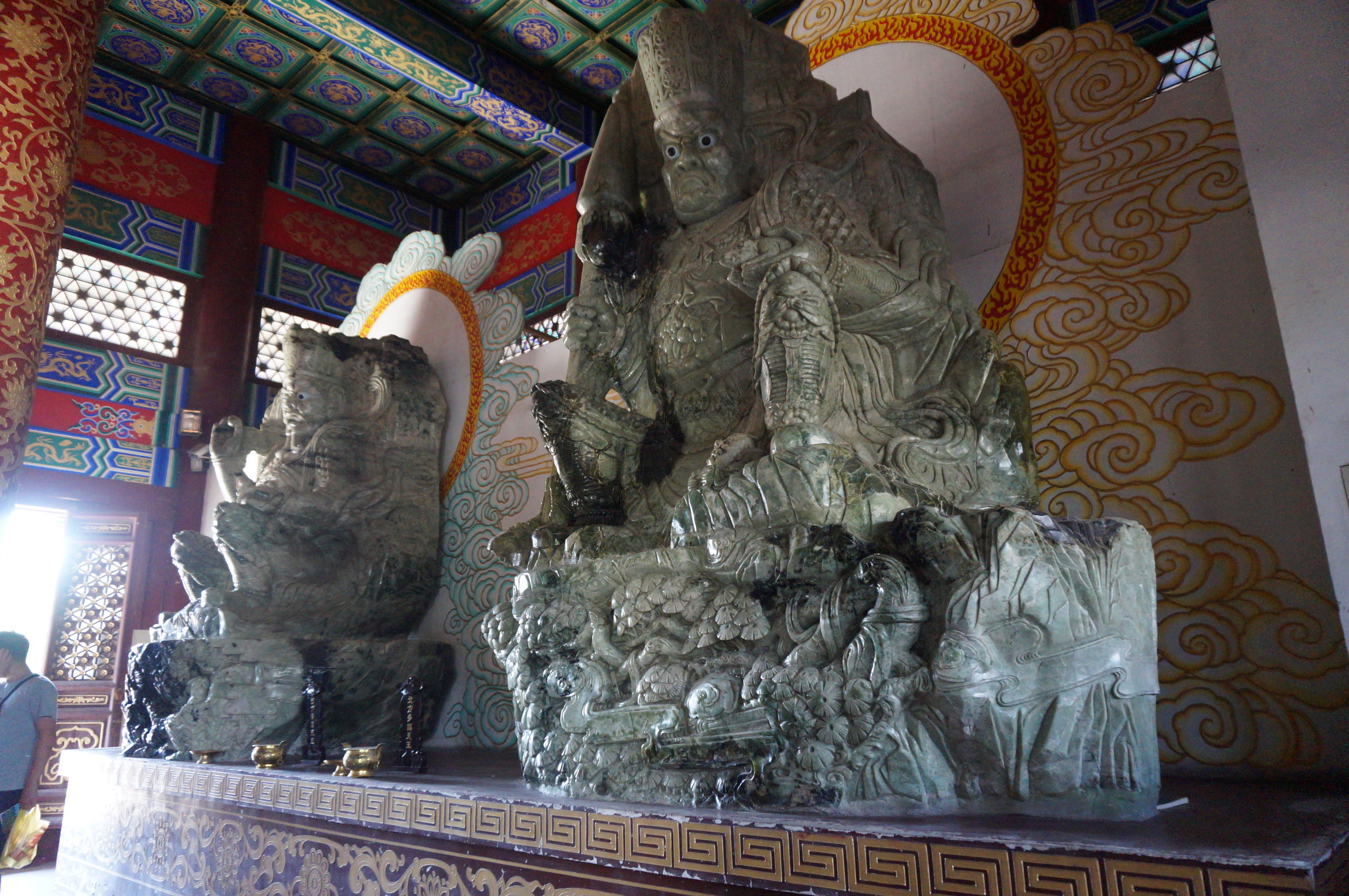 Jade Buddha Palace – Sculpture