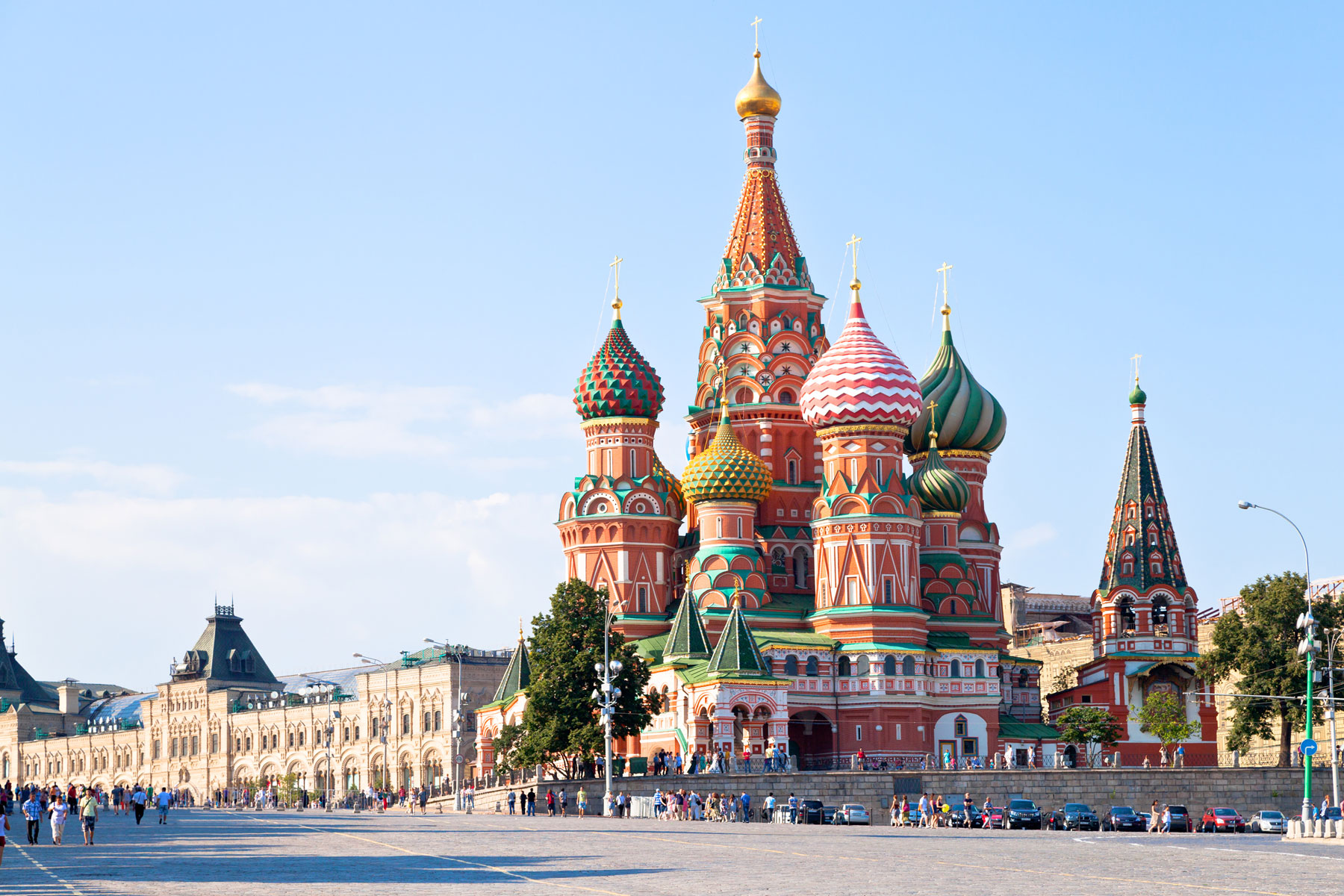 The Moscow Kremlin   Prince of Travel   Travel Talk