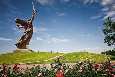 Volgograd The Motherland Calls   Prince of Travel   Travel Talk