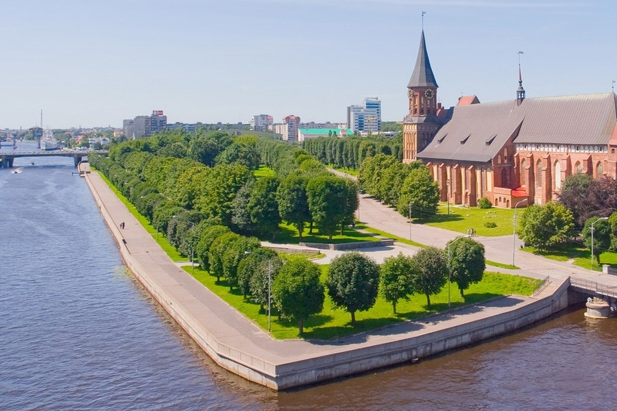 The Old Cathedral of Konigsberg   Prince of Travel   Travel Talk