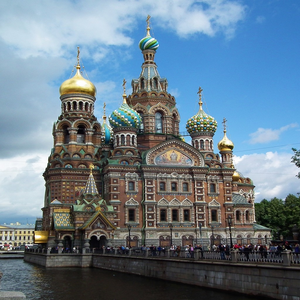 Church on the Spilled Blood | St. Petersburg | Prince of Travel