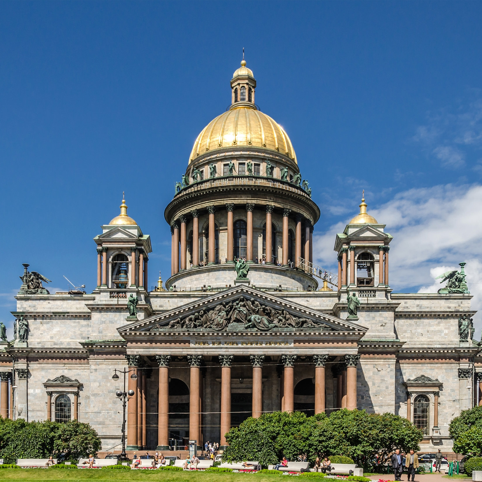 Saint Isaac's Cathedral | St. Petersburg | Prince of Travel