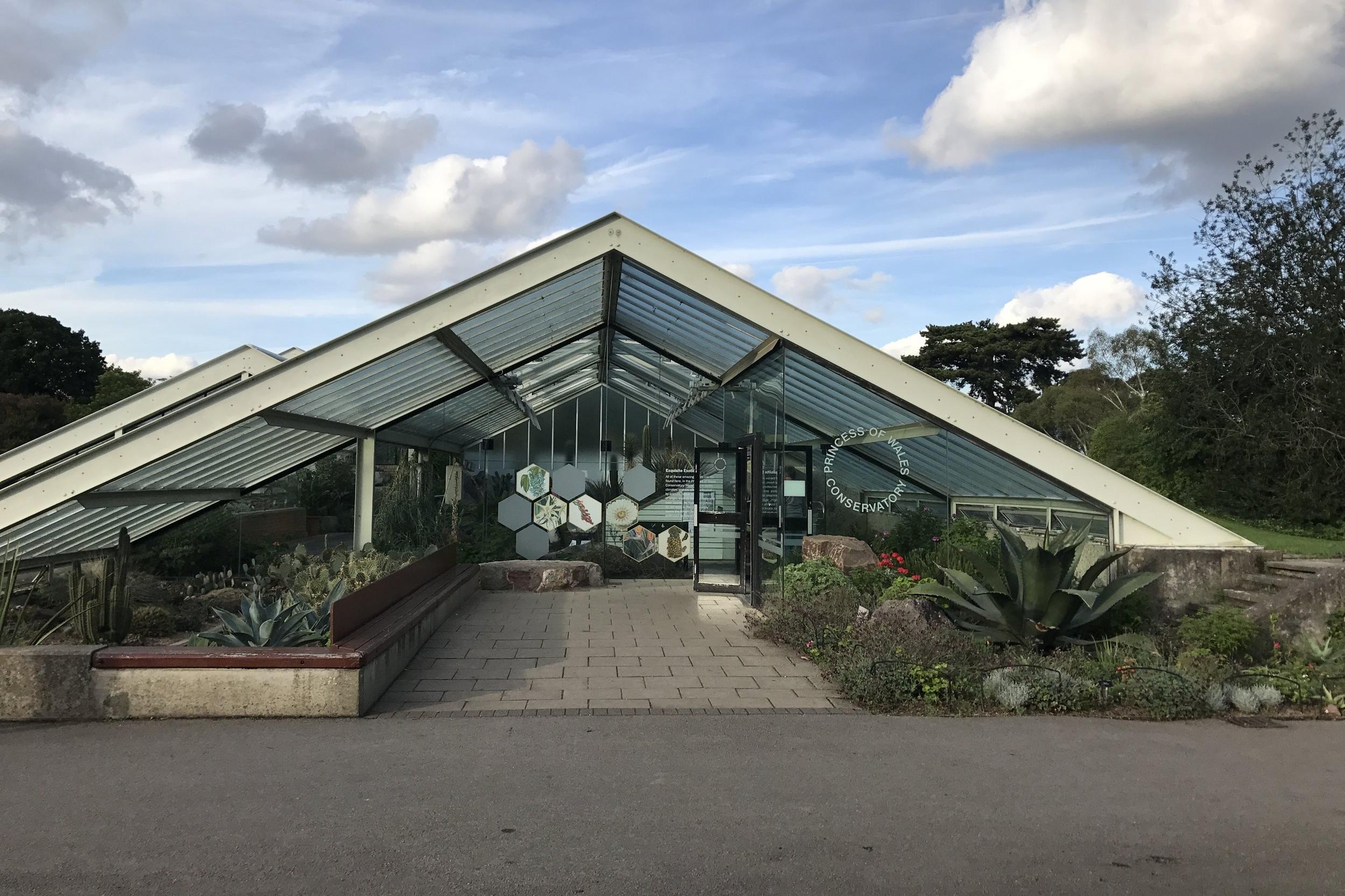 Kew Gardens – Princess of Wales Conservatory