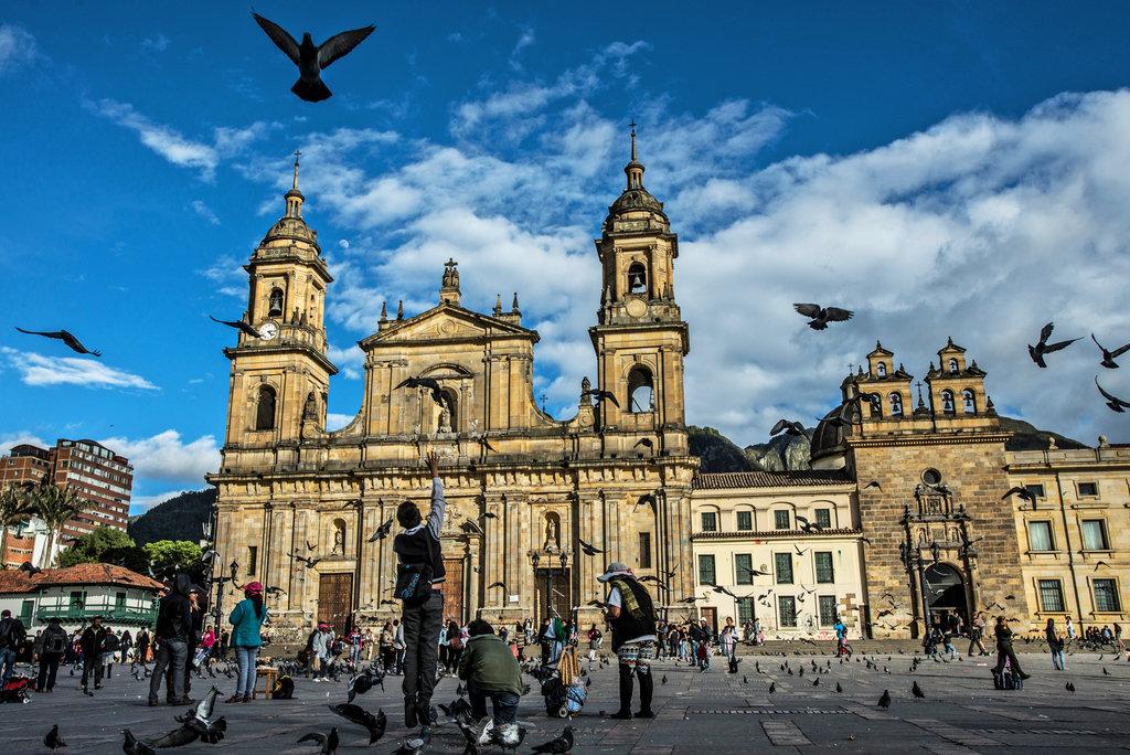 Bolivar Square, Bogotá